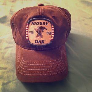 Mossy Oak Adjustable Hat